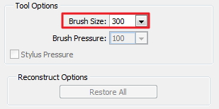Brush Size