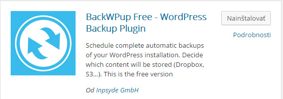 backwpup-plugin-install