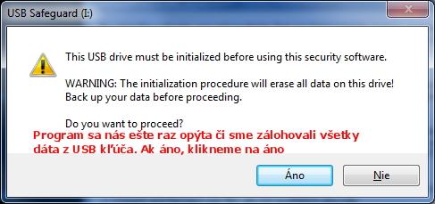 Program USB SafeGuard