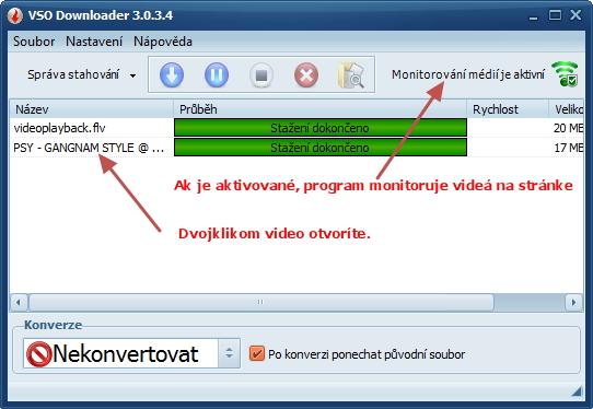 Program na sťahovanie videí