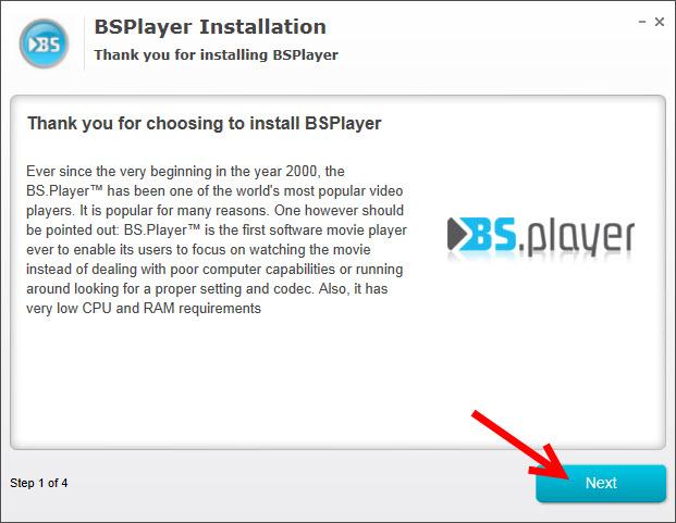 bsplayer-instalacia