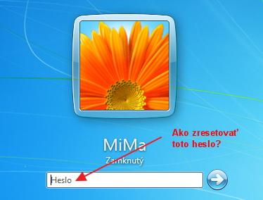 windows-heslo