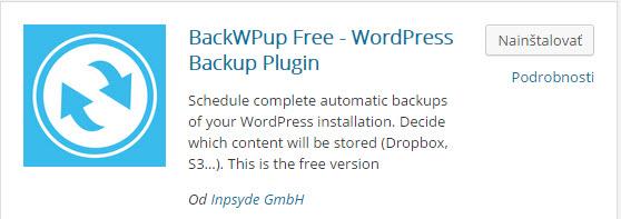 backwpup-plugin-install
