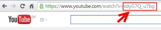 youtube-video-id